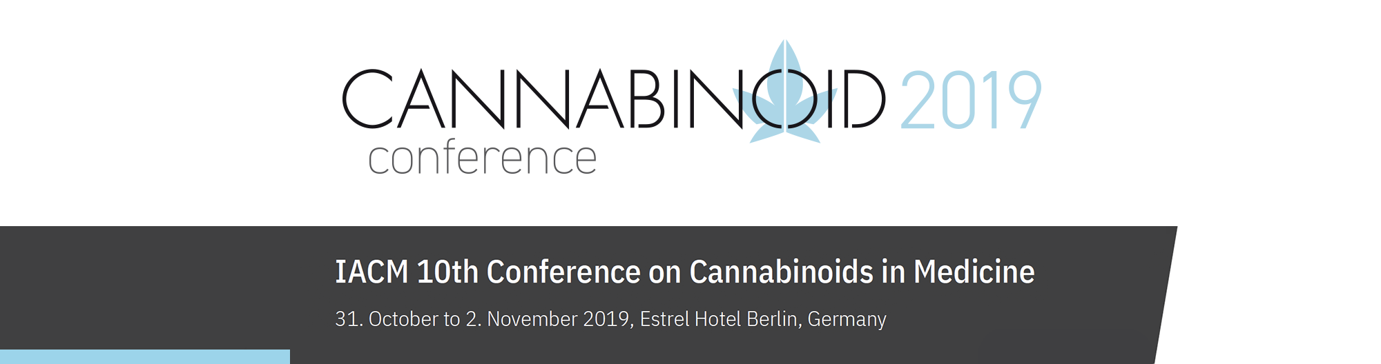 Logo - Cannabinoid Conference 2019
